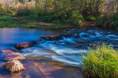 Mooie Sedona Arizona op Sunny Autumn Day Stock Fotografie