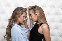Mooie sexy meisjes Royalty-vrije Stock Foto's