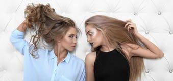 Mooie sexy meisjes Stock Foto's