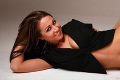 Mooie sexy vrouw stock afbeelding