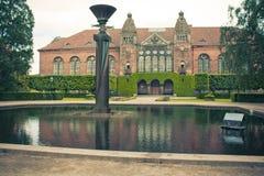 Mooie stad van Kopenhagen Royalty-vrije Stock Foto's