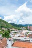 Mooie Stad van Salta Het noorden van Argentinië royalty-vrije stock afbeeldingen