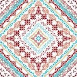 Mooie stammen naadloze patroonachtergrond stock illustratie