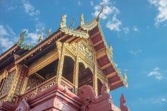 Mooie Tempel Stock Afbeelding