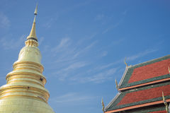Mooie Tempel Royalty-vrije Stock Fotografie