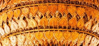 Mooie tempeldeur Royalty-vrije Stock Foto's