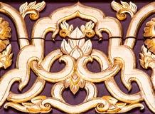 Mooie tempeldeur Stock Afbeelding