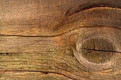 Mooie textuur van de oude raad met boeg royalty-vrije stock fotografie