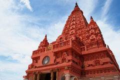 Mooie Thaise tempel Royalty-vrije Stock Foto