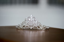 Mooie tiara royalty-vrije stock foto's