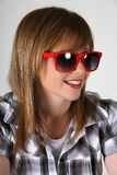 Mooie tiener Stock Foto's