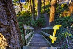 Mooie toneelscapes van Vancouver en Fraser Valley stock foto
