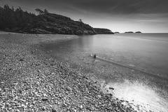 Mooie toneelscapes van Vancouver en Fraser Valley royalty-vrije stock fotografie