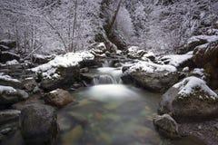 Mooie toneelscapes van Vancouver en Fraser Valley Scenic Backgrounds stock afbeelding
