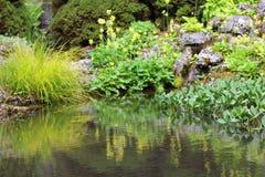 Mooie tuin Royalty-vrije Stock Afbeeldingen