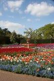 Mooie tuinen Royalty-vrije Stock Afbeeldingen