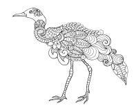 Mooie vogel Stock Foto's