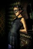 Mooie vreemdeling royalty-vrije stock afbeeldingen