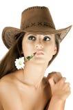 Mooie vrouw Stock Fotografie