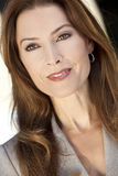 Mooie Vrouw of Onderneemster in de Haar Jaren '30 Stock Fotografie