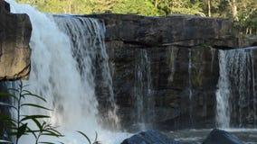 Mooie waterfal stock footage