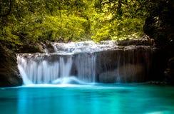Mooie waterval Royalty-vrije Stock Afbeelding