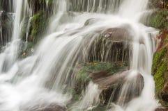 Mooie waterval Stock Foto
