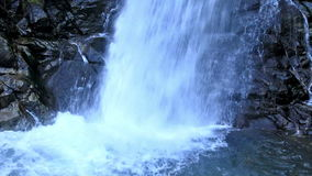 Mooie waterval stock video