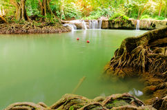 Mooie waterval Royalty-vrije Stock Afbeeldingen