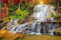 Mooie waterval Stock Afbeelding