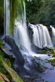 Mooie watervallen stock foto's