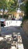 Mooie zonnige dag in Nicosia Stock Foto's