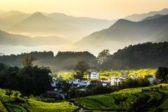 Mooiste land Wuyuan Stock Foto
