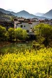 Mooiste land Wuyuan Stock Foto's