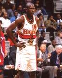 Mookie Blaylock, Atlanta Hawks. Stock Photos