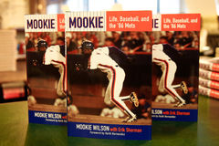 Mookie Wilson Royalty Free Stock Photography