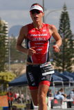 MOOLOOLABA, AUSTRALIA - SEPTEMBER 14 : Pro Caroline Steffen female winner in the Royalty Free Stock Photo
