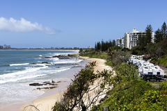 Mooloolaba Caravan Park Stock Photos