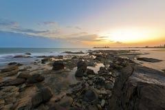 Mooloolaba Sunrise Stock Photos