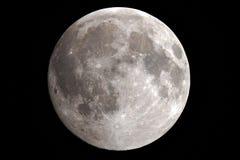 moon royaltyfri fotografi