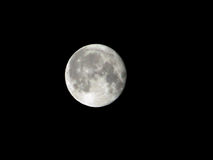 Moon. Full moon stock photos