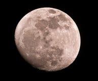 The Moon stock photo