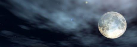 Moon 3 Stock Image