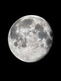 Moon. Our beautiful natural satelite - the Moon royalty free stock image