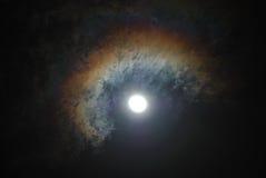 moon Arkivbild