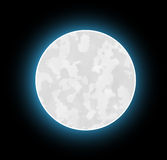 Moon Background Royalty Free Stock Photos