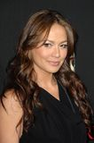 Moon Bloodgood. At the Los Angeles Premiere of 'Friday the 13th'. Grauman's Chinese Theatre, Hollywood, CA. 02-09-09 Stock Photography
