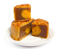 Moon cake Stock Photo