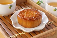 Moon cake Royalty Free Stock Images