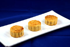 Moon Cake Stock Photography